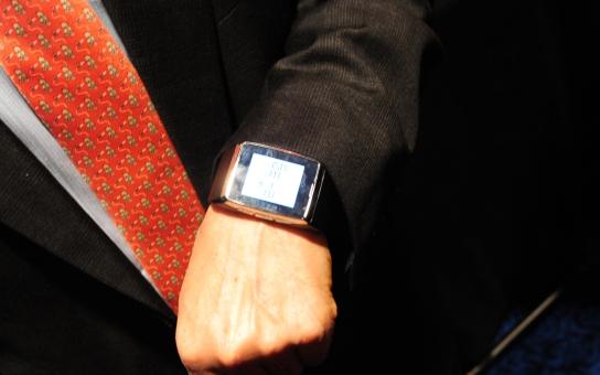 LG GD910 Watch Phone