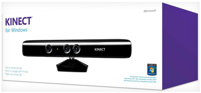 Kinect For Windows Is Now Available