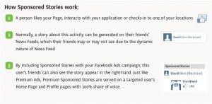 Facebook Promoted Posts vs Sponsored Stories