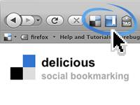 import delicious bookmark to firefox