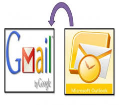 import your contacts from google gmail to outlook 2010