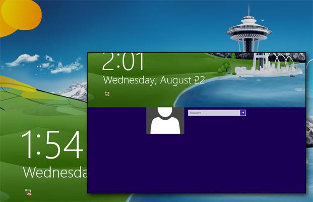 Remove Password Windows 8 Lock screen